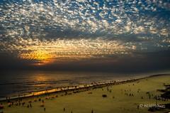 coxs beach (Landscape | Nature | Lifestyle) Tags: ocean camera sunset sea sky cloud beach water golden evening nikon photographer outdoor ngc hour dslr bangladesh hdr coxsbazar saarc d7000 abidhasan00 abidhasan
