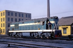 DF5-1026  Changchun  01.01.93 (w. + h. brutzer) Tags: china analog train nikon eisenbahn railway zug trains locomotive changchun lokomotive diesellok eisenbahnen df5 dieselloks webru