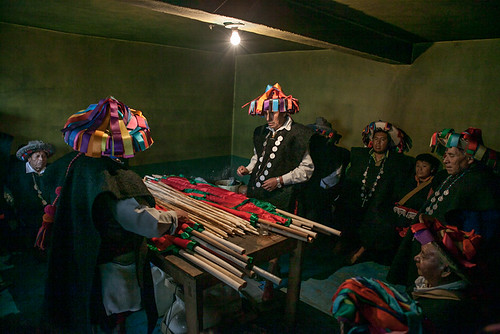 El Carnaval en Tenejapa, Chiapas, Mexico