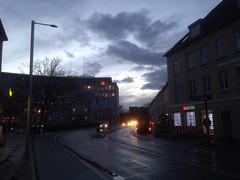 39/365 Evening falls