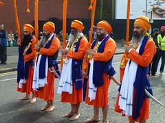 Shri Guru Ravidass Ji Jayanti Parade Leicester 2016 004 (kiranparmar1) Tags: ji indian leicester parade sikhs guru shri 2016 jayanti belgraveroad ravidass