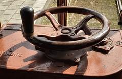 stuurrad 57 (Gerard Stolk (retour de l'Occitane)) Tags: siemens tram denhaag haag streetcar trams thehague 57 htm lahaye hovm delftenaar