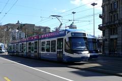 Cobra 3003 (V-Foto-Zrich) Tags: tram zrich vbz verkehrsbetriebe zrilinie