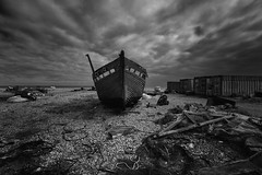 sailing with shadows (stocks photography.) Tags: dungeness michaelmarsh