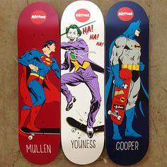 New DC Comics x Almo (longboardsusa) Tags: new usa comics dc x skate skateboards longboards longboarding almo