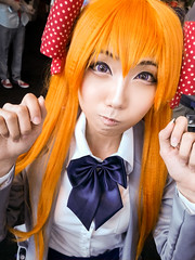 Chiyo (bdrc) Tags: girls portrait cosplay indoor event smartphone malaysia shelly asus kl handphone chiyo animax asdgraphy zenfone2