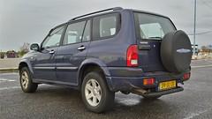 Suzuki Grand Vitara XL-7 2.7 V6 (sjoerd.wijsman) Tags: auto blue holland cars netherlands car blauw nederland thenetherlands grand voiture bleu holanda suzuki autos blau vitara suv paysbas olanda fahrzeug bluecar niederlande berkel zuidholland onk carspotting bluecars suzukivitara xl7 suzukigrandvitara berkelenrodenrijs suzukixl7 carspot rodenrijs suzukigrandvitaraxl7 grandvitaraxl7 sidecode6 10012016 39jljs
