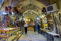 Shops tunnel at Bazaar-e Vakil (T   J ) Tags: iran fujifilm shiraz xt1 teeje fujinon1024mmf4