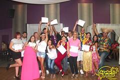 ArubaSalsa's Hawaiian Graduation Night! (ArubaSalsa) Tags: private fun dancing aruba salsa lessons bachata merengue kizomba arubasalsa