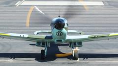 Deford Mk.IX Spitfire replica N1940K (ChrisK48) Tags: airplane aircraft dvt deford phoenixaz supermarine mkix jurca kdvt spitfirereplica mj100 mk1x phoenixdeervalleyairport n1940k