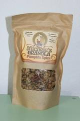 Michele's Granola Pumpkin Spice (Like_the_Grand_Canyon) Tags: breakfast musli muesli müsli