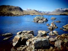 Rocky Rannoch (Sarah Walker Photography) Tags: water moor lochan rannoch achlaise