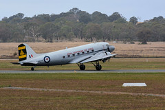 Douglas C-47 Dakota A65-94 VH-EAF (JungleJack 22) Tags: trip 3 plane airplane fly flying dc inflight airport taxi aircraft wing jet australian gear australia terminal aeroplane aerial landing airshow journey land canberra passenger douglas airborne touchdown usaf dc3 takeoff rapid dakota raaf aereo airliner avion c47 hars vh  flown eaf gooney canberraairport a6594 vheaf yscb
