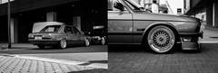 BMW E28 525i (Jonathan Sermon) Tags: bmw bbs lowered 525i e28 stanced lowlifestyle stancedworks