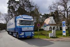 DAF XF 105.460 RVE Valkenburg BV-ST-06 in Baabe 27-04-2016 (marcelwijers) Tags: truck germany deutschland 105 rgen duitsland valkenburg daf lkw 460 baabe xf rve 105460 bvst06 27042016