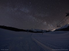 Mountain View (AG_Alex) Tags: sky italy mountain night way stars landscape four photography astro fisheye astrophotography micro milky starry thirds milkyway 75mm m43 mft samyang