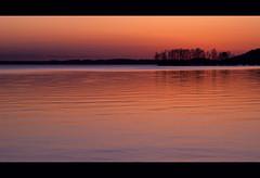 Vesijrvi (Kai Metso) Tags: sunset sun lake nature water finland landscape island nikon silent calm lahti d200 vesijrvi