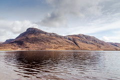 Loch Maree (Daisy Swain) Tags: water canon landscape scotland highlands scottish hills loch lochmaree 6d achnasheen canon24105mmf4 canon6d