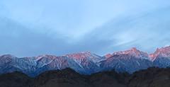 First Light, Eastern Sierra's (morroelsie) Tags: alpenglow firstlight easternsierra alabamahills morroelsie