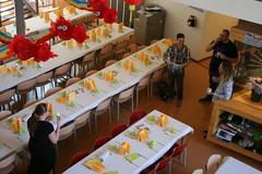 Voorbereiding gala 2016