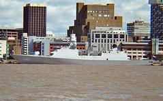 HNLMS Tromp (F803) (Kay Bea Chisholm) Tags: water netherlands liverpool river navy royal frigate mersey pierhead warship f803 hnlmstromp