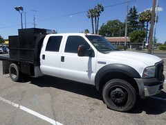 2007 Ford F-550 Crew Cab Dually XLT 4X4 (lodiparkandsell) Tags: by for sale stockton owner lodi