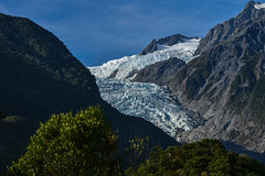 Franz Josef Glacier - 01 (coopertje) Tags: newzealand glacier franzjosefglacier southisland nieuwzeeland gletsjer