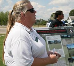 Amanda Webb 6 (UGA College of Ag & Environmental Sciences - OCCS) Tags: conference uga schwartz turf pardue