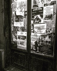 """""""Advertising"""" (giannipaoloziliani) Tags: show street wood old italy monochrome advertising monocromo drops paint flickr angle mud films glue details streetphotography streetlife dirty doorway genova numbers papers posters shows streetphoto greenlight suburb concerts spectacles showcase periferia carta biancoenero alleys vecchio concerti portone iphone pubblicit gocce vicoli periphery sporco colla fango suburbano urbanstreet spettacoli fogli monocromatico genoacity adresses vicolidigenova bacheca streetdetails iphonephoto suburbstyle giannipaoloziliani alleysofgenoa"""