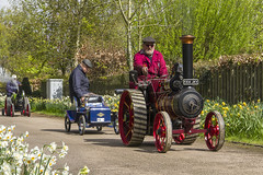 Steam Run (Kev Gregory (General)) Tags: show england public gardens shopping model events centre year sunday traction engineering run hobby exhibition steam lincolnshire engines april third visitors gregory kev 24th each spalding 2016 neighbouring springfields