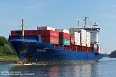 MISTRAL (9376024) (013-06.08.2015) (HWDKI) Tags: ship vessel containership schiff kiel nordostseekanal imo nok landwehr mistral containerschiff kielcanal delfs sietas hanswilhelmdelfs 9376024