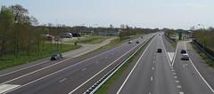A30 Lunteren-4 (European Roads) Tags: netherlands motorway ede freeway nl a30 autosnelweg barneveld lunteren