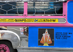 INTRAMUROS-1 (eltercerojo) Tags: street streetphotography manila streetphoto intramuros jeepney pilipinas quiapo phillipines luneta banawe kalaw streetphotographer