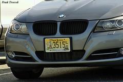 LIBERTY STATE PARK 3515LS 201603 (Frank_Troccoli) Tags: bmw licenseplates libertystatepark 3515ls