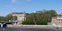 Quais d'Austerlitz (Paris, France) (Denis Trente-Huittessan) Tags: laseine nuitdebout nuitdeboue