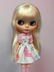 Finley - a Cadence Majorette customized by Chantilly Lace