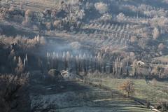 Campagna Maiolatese (Gabriele Mas) Tags: landscape campagna nebbia marche paesaggio ancona maiolati maiolatispontini