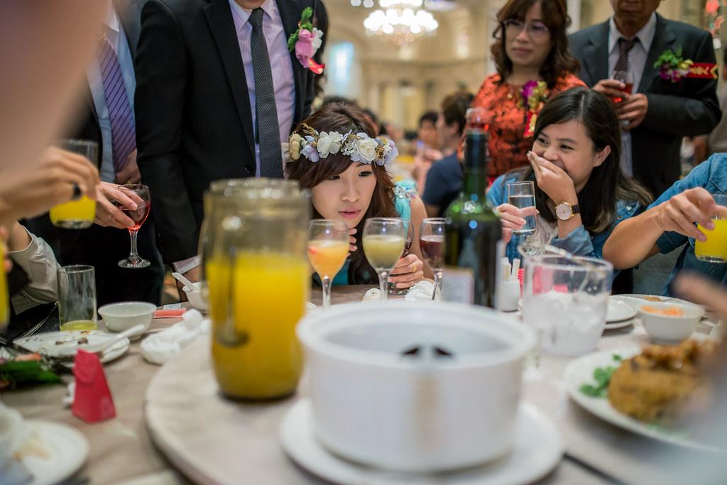 Rita新娘秘書/婚攝/婚禮紀實/新莊典華會館/橘子白-阿睿/青樺婚紗