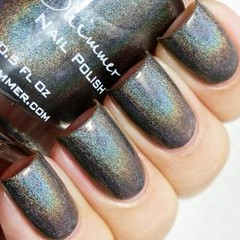 KB Shimmer - Coal In One (from their website) (toepaintguy) Tags: she boy man sexy male men guy feet beautiful kids fun foot gold grey one amazing cool nice rainbow perfect paint pretty masculine sandals painted gorgeous nail great gray style polish mani glossy attractive finish stunning manicure pedicure coal he kb sandal polished shimmer stylish paints holographic lacquer in holo pedi lacquered polishes