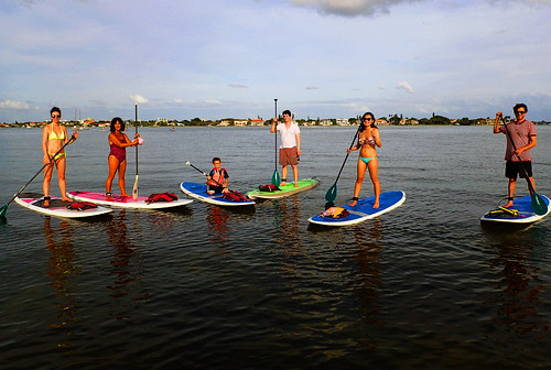 12_26_16 paddleboard tour Lido Key 02
