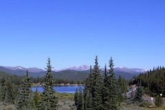 Echo Lake (Patricia Henschen) Tags: mountains echolake mtevans denvermountainparks pathscaminhos mtevansscenicbyway