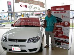 Jorge Omar Benitez Fiat Palio General Alvear Mendoza RedAgromoviles