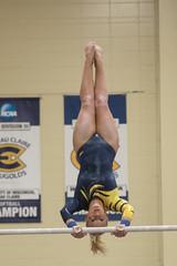 1-8-201   Gymnastics (UWECblugolds) Tags: gymnastics uwec blugolds wiac