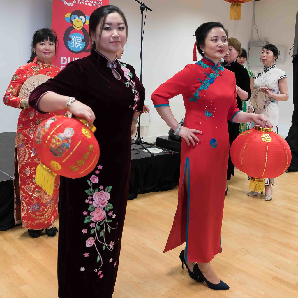 CHINESE COMMUNITY IN DUBLIN CELEBRATING THE LUNAR NEW YEAR 2016 [YEAR OF THE MONKEY]-111583