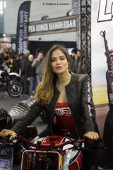 Models MBE (Stefano L []) Tags: show woman cute girl face bike donna pretty expo models exhibition motorbike verona moto motor bocca ragazza motori capelli mbe modella motobikeexpo stefanoluraschi