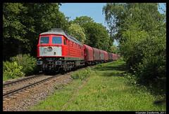 DBS 232 903, Duisburg Wannheim, 05-05-2011 (Sander Zwoferink) Tags: duisburg hkm duitsland dbs 232 903 2011 shimmns 232903 wannheim 05052011 dbs232903