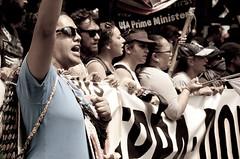 TPPA 2016-24 (domhartnett) Tags: newzealand democracy protest auckland aotearoa queenstreet skycity aoteasquare tpp tangatawhenua thisiswhatdemocracylookslike tppa tetiritiowaitangi thetreatyofwaitangi realchoice stoptpp tppanoway tranpacificpartnership itsourfuture noaltpp