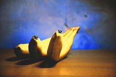 Banana banana banana (allejandrine) Tags: fruit banana stillife