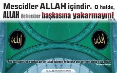 Kerim Kur'an Cin 18 (Oku Rabbinin Adiyla) Tags: church god islam religion mosque bible rahman cami allah quran verse ayah kuran mabed ayet