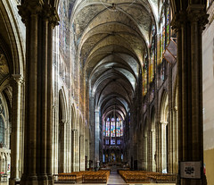 4Y1A6700 (Ninara) Tags: paris france monument museum cathedral cathdrale middleages basilique gothicarchitecture saintdenis medievalart gothicart basiliquecathdraledesaintdenis